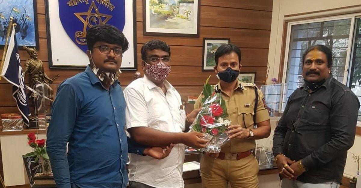 Pimpri Chinchwad Police Commissioner Krishna Prakash